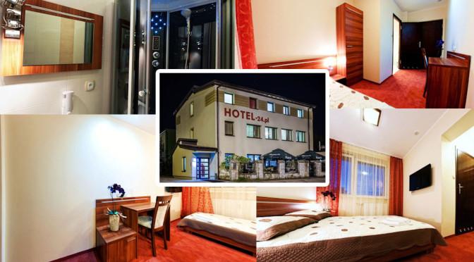 Hotel Płock 24 – hotele w Płocku