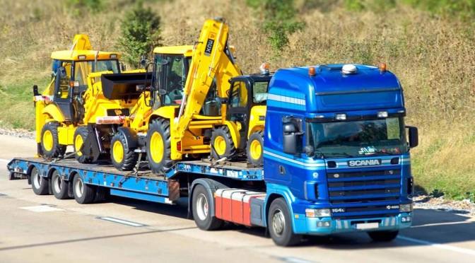 Transport maszyn budowlanych w Płocku transport maszyn rolniczych i wózków widłowych