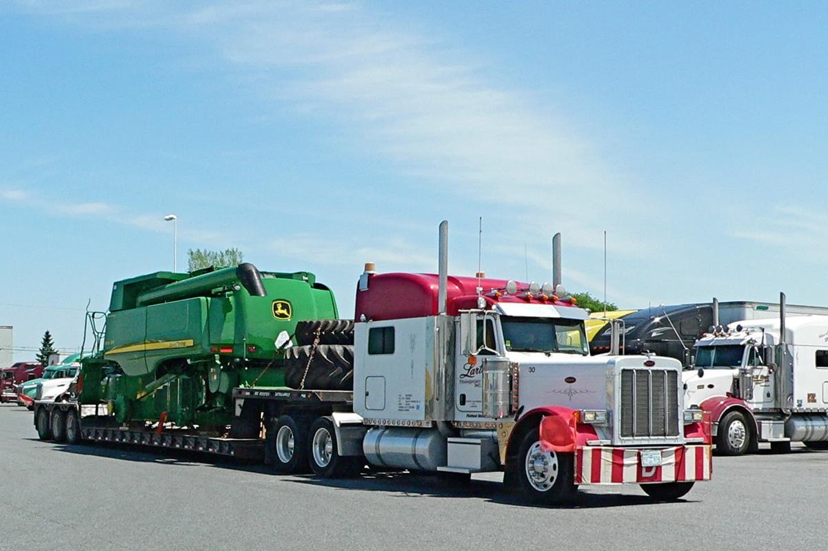 transport maszyn budowlanych płock