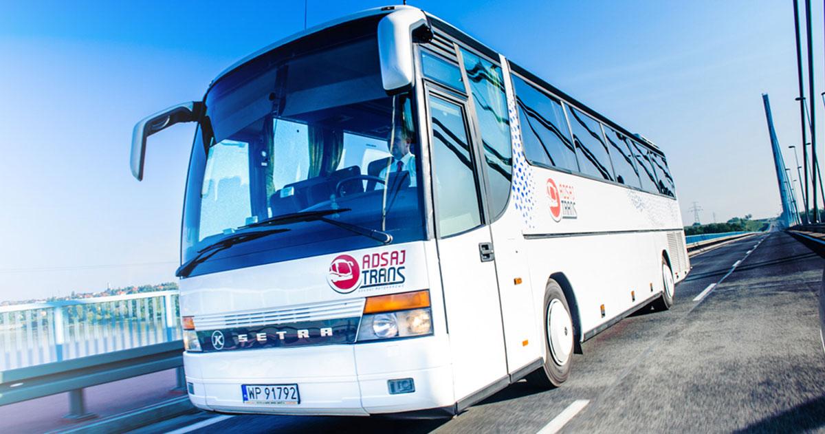 autokary i autobusy Płock