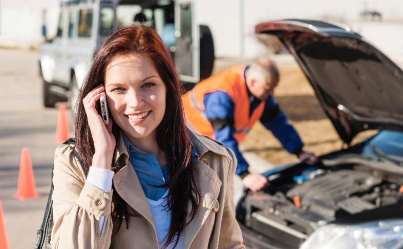 Pomoc drogowa – docenisz ją, gdy będzie ci potrzebna